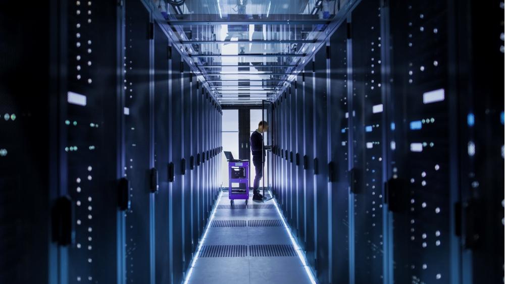 Anahtar Teslim Veri Merkezi Çözümleri